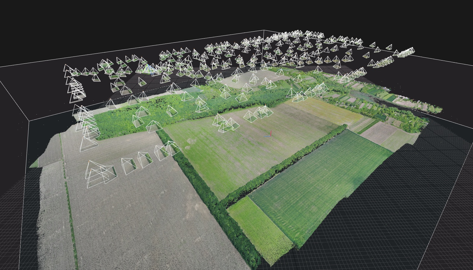 UAV photogrammetry